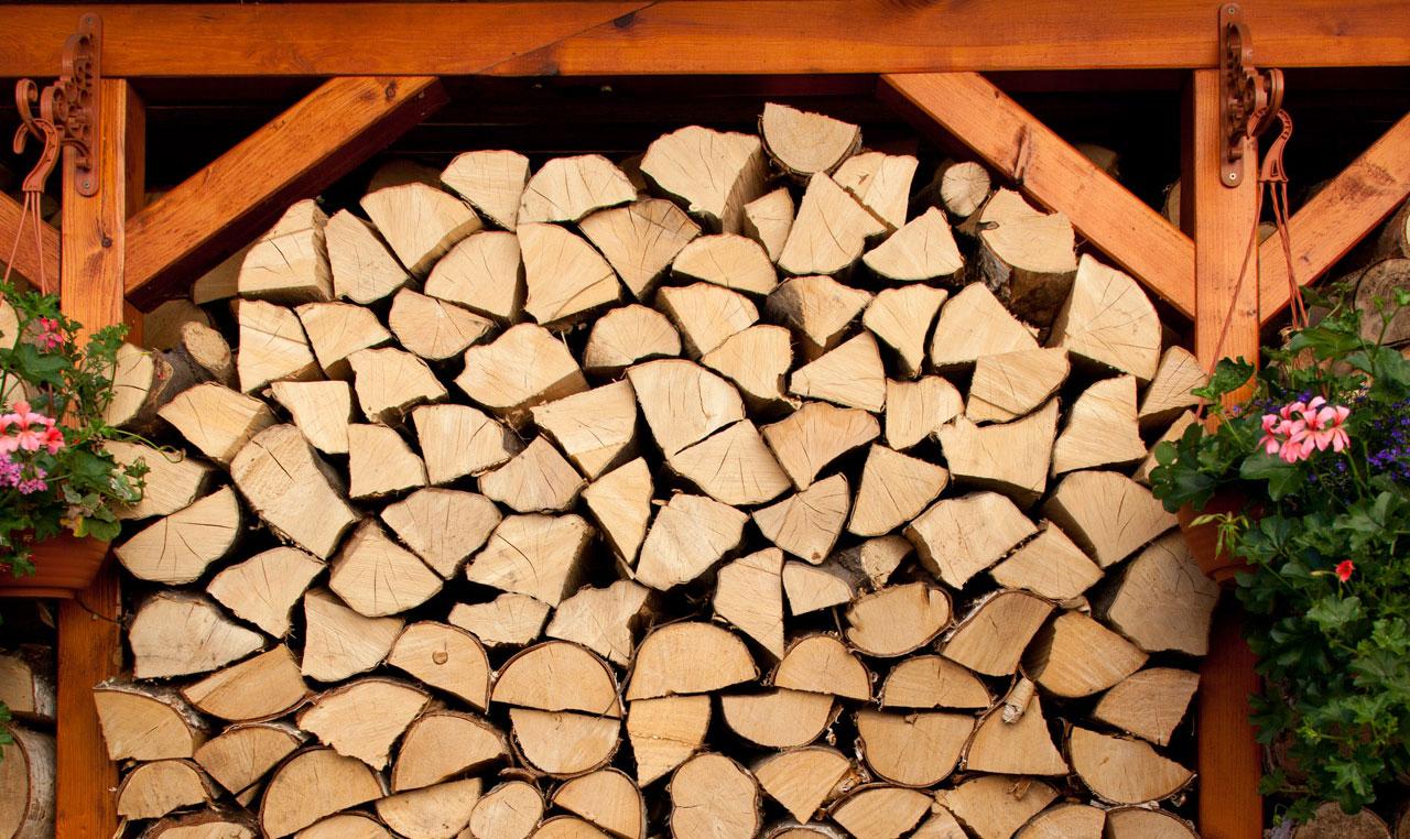 Brennholz und Kaminholz günstig kaufen in Halle/Saale